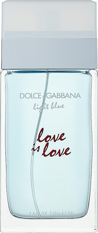 Dolce & Gabbana Light Blue Love is Love Pour Femme - Woda toaletowa