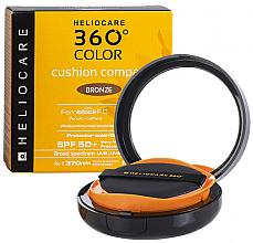 Profumi e cosmetici Cipria compatta con filtro solare - Cantabria Labs Heliocare 360º Color Cushion Compact Pearl