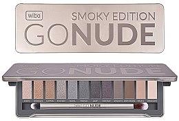 Profumi e cosmetici Paletta ombretti occhi - Wibo Go Nude Smoky Edition