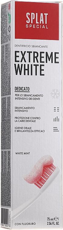 """Dentifricio """"Extreme Whiteness"""" - Splat Special Extreme White Toothpaste"""