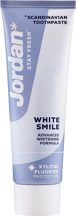 "Dentifricio ""Sorriso bianco come la neve"" - Jordan Stay Fresh White Smile"