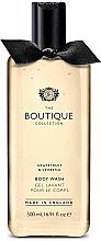"Profumi e cosmetici Gel doccia ""Pompelmo e Verbena"" - Grace Cole Boutique Grapefruit & Verbena Body Wash"