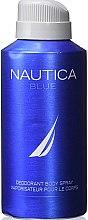 Profumi e cosmetici Nautica Blue - Deodorante