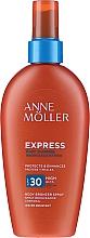 Profumi e cosmetici Spray acceleratore abbronzatura - Anne Moller Express Body Bronzer Spray SPF30