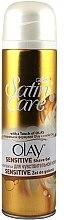 Profumi e cosmetici Gel da rasatura - Gillette Satin Care Venus and Olay Shave Gel