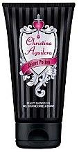 Profumi e cosmetici Christina Aguilera Secret Potion - Gel doccia