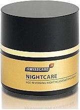 Profumi e cosmetici Crema da notte antietà Swisscare - NightCare
