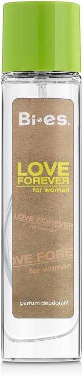 Bi-Es Love Forever Green - Deodorante-spray profumato — foto N1