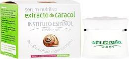 Siero viso con bava di lumaca - Instituto Espanol Snail Serum Extract  — foto N1
