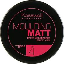 Profumi e cosmetici Pasta modellante per capelli con finitura opaca - Kosswell Professional Dfine Moulding Matt 4
