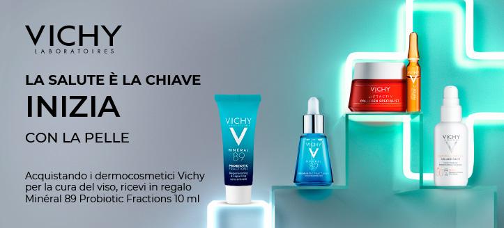 Promozione da Vichy