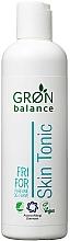 Profumi e cosmetici Tonico viso - Gron Balance Skin Tonic