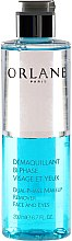 Profumi e cosmetici Struccante bifasico - Orlane Dual-Phase Makeup Remover Face and Eyes