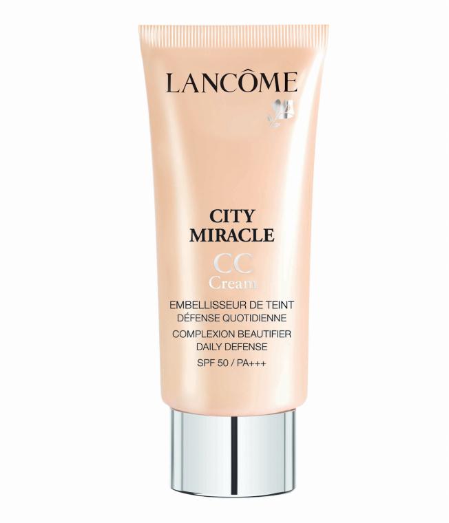 Fondotinta crema - Lancome City Miracle CC Cream SPF50 — foto N1
