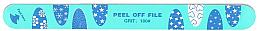 Profumi e cosmetici Lima per unghie, 180/180 - Tools For Beauty Nail File 6 Layer Peel Off