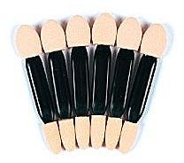 Profumi e cosmetici Set applicatori ombretti, 6 pz, 35159 - Top Choice