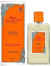 Profumi e cosmetici Alvarez Gomez Agua de Colonia Concentrada Eau D?Orange - Colonia