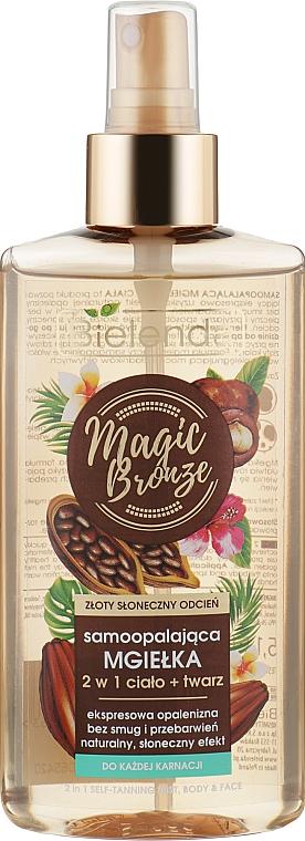 Spray 2 in 1 per viso e corpo - Bielenda Magic Bronze