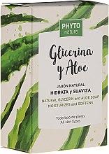 Profumi e cosmetici Sapone all'Aloe Vera - Luxana Phyto Nature Aloe Vera Soap