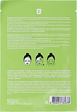 Maschera viso in tessuto - Erborian Bamboo Shot Mask — foto N2