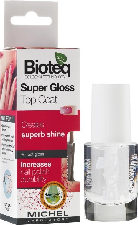 Top coat unghie - Bioteq Super Gloss Top Coat