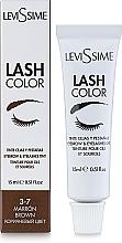 Profumi e cosmetici Tinta per sopracciglia e ciglia - LeviSsime Lash Color