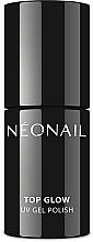 Profumi e cosmetici Top per smalto gel - NeoNail Professional UV Gel Polish Top Glow Sparkling