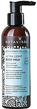 Profumi e cosmetici Latte corpo - Botavikos Ultra Light Body Milk