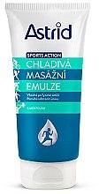 Profumi e cosmetici Emulsione rinfrescante per massaggio - Astrid Sports Action Cooling Massage Cream