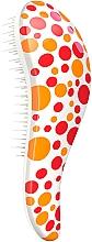 Profumi e cosmetici Spazzola per capelli, a pois - Detangler Detangling Red Point Brush