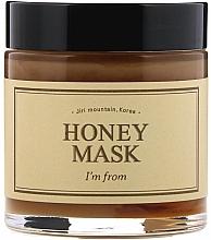 Profumi e cosmetici Maschera viso al miele - I'm From Honey Mask