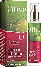 "Profumi e cosmetici Siero per capelli ""Oliva"" - Frulatte Olive Restoring Hair Serum"
