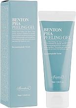 Profumi e cosmetici Gel peeling con acido lattobionico - Benton PHA Peeling Gel