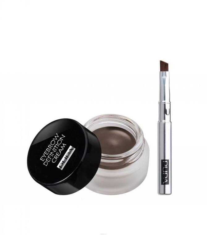 Crema per sopraciglia - Pupa Eyebrow Definition Cream