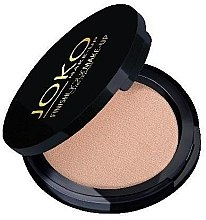 Profumi e cosmetici Cipria compatta - Joko Finish Your Make Up Compact Powder