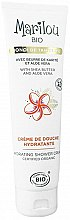 Profumi e cosmetici Crema doccia - Marilou Bio Monoi De Tahiti AO Hydrating Shower Cream