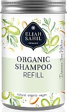 Profumi e cosmetici Lattina per shampoo - Eliah Sahil Organic Shampoo Refill
