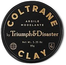 Profumi e cosmetici Pomata modellante per styling capelli - Triumph & Disaster Coltrane Clay