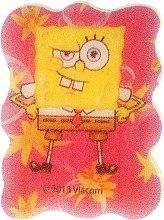"Profumi e cosmetici Spugna da bagno ""SpongeBob"", rosa - Suavipiel Sponge Bob Bath Sponge"