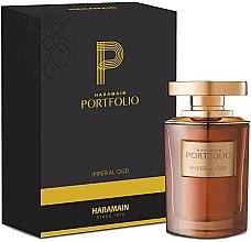 Profumi e cosmetici Al Haramain Portfolio Imperial Oud - Eau de Parfum