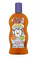 "Profumi e cosmetici Bagnoschiuma ""Arancio-verde"" - Kids Stuff Crazy Soap Colour Changing Bubble Bath"