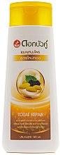 Profumi e cosmetici Shampoo per capelli deboli - Twin Lotus Golden Silk Herbal Total Repair Shampoo