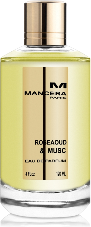 Mancera Roseaoud & Musk - Eau de Parfum