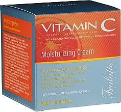 Profumi e cosmetici Crema idratante alla vitamina C. - Frulatte Vitamin C Moisturizing Cream