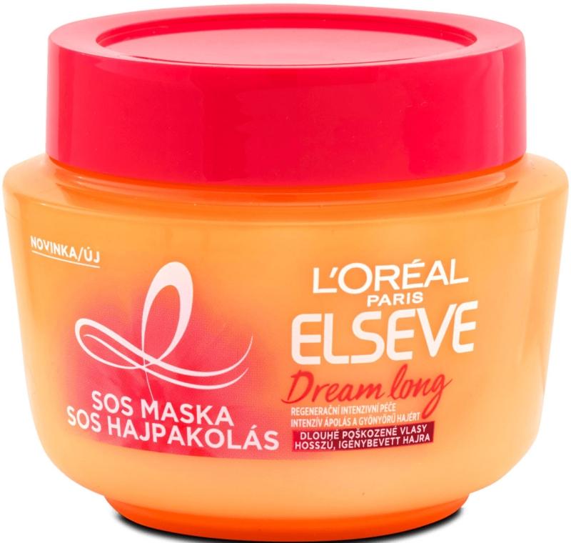 Maschera capelli - Loreal Paris Elseve Dream Long SOS Mask