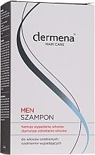 Profumi e cosmetici Shampoo stimolante per uomo - Dermena Hair Care Men Shampoo