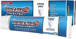 Profumi e cosmetici Dentifricio - Blend-a-med Pro Expert Strong Teeth Toothpaste