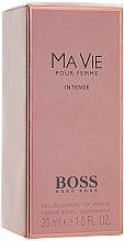 Profumi e cosmetici Hugo Boss Boss Ma Vie Pour Femme Intense - Eau de Parfum