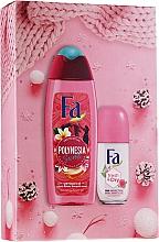 Profumi e cosmetici Set - Fa Polinesia Secrets (sh/grl/250ml + deo/50ml)