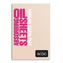 Profumi e cosmetici Salviette opacizzanti di carta - Wibo Oil Absorbing Sheets